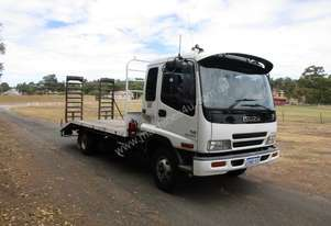 Isuzu   FRR500 Beavertail Truck