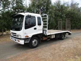 Isuzu FRR500 Beavertail Truck - picture1' - Click to enlarge