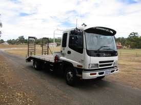 Isuzu FRR500 Beavertail Truck - picture0' - Click to enlarge