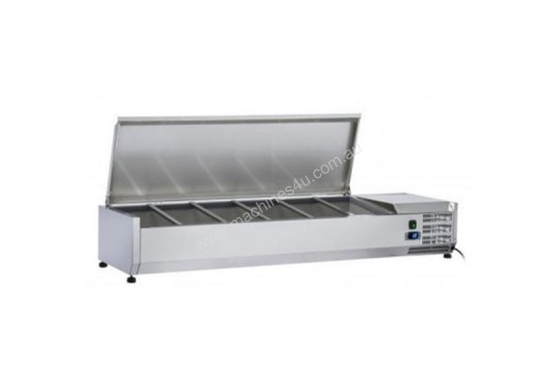 Anvil VRX1200S 1200 C/Top Pizza/Sandwich Prep with S/S Lid