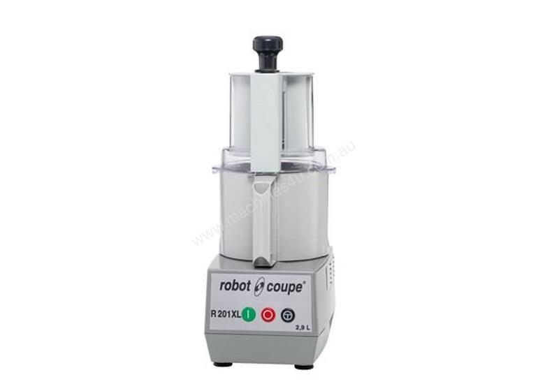 Robot Coupe R 201 XL Food Processor 2.9 Litre CompositeBowl includes 2 discs