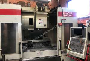 Quasar 1020mm x 600mm x 560mm Vertical Machining Centre