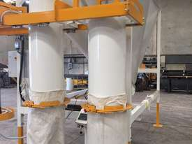 EZ MACHINERY COMPACTING BAGGING MACHINE - picture3' - Click to enlarge