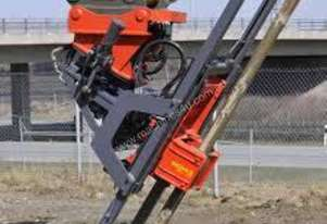 MOVAX EXCAVATOR MOUNTED PILE DRIVER - (14-21 T)