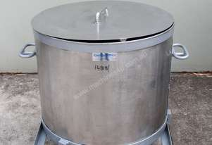 Stainless Steel Mobile Tank