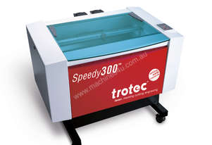 The Speedy 300 is designed for productivity, economic efficiency and precision.