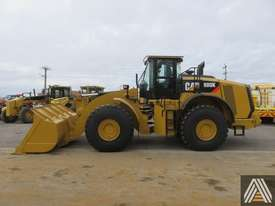 2014 CATERPILLAR 980K WHEEL LOADER - picture2' - Click to enlarge