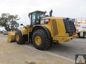 2014 CATERPILLAR 980K WHEEL LOADER - picture3' - Click to enlarge