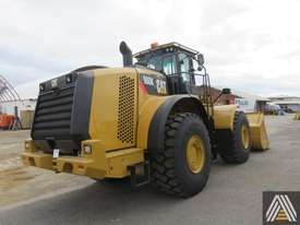 2014 CATERPILLAR 980K WHEEL LOADER - picture4' - Click to enlarge