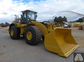 2014 CATERPILLAR 980K WHEEL LOADER - picture5' - Click to enlarge