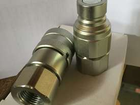 Flat Face Fittings 1 2 inch BSP