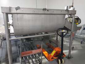 Spiral Mixer 500lt - picture0' - Click to enlarge