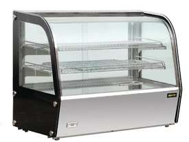 Apuro GC876-A - Heated Countertop Display Cabinet 120Ltr - picture0' - Click to enlarge