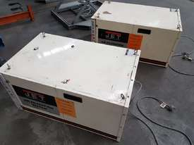 AIR / DUST FILTER SYSTEM JET AFS-1500 suit Workshop, 240v, Made in TAIWAN, $500 Ea. DUST EXTRACTORS - picture2' - Click to enlarge