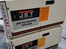 AIR / DUST FILTER SYSTEM JET AFS-1500 suit Workshop, 240v, Made in TAIWAN, $500 Ea. DUST EXTRACTORS - picture0' - Click to enlarge