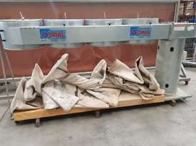 AIR / DUST FILTER SYSTEM JET AFS-1500 suit Workshop, 240v, Made in TAIWAN, $500 Ea. DUST EXTRACTORS - picture14' - Click to enlarge
