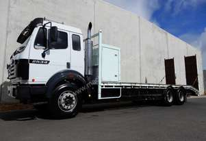 Mercedes Benz 2534 Beavertail Truck