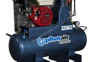 K17PS/PALL Reciprocating Air Compressor - Petrol Driven