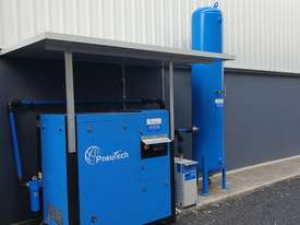 Pneutech 520L Vertical Compressed Air Receiver - picture1' - Click to enlarge