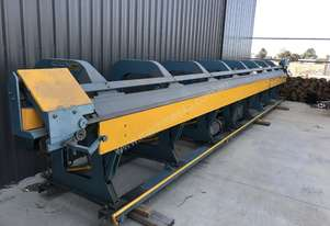 8m machine makers slitter folder
