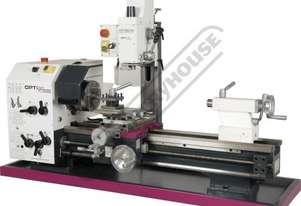TU-3008G-16M Opti-Turn Lathe & Mill Drill Combination Package Deal 300 x 700mm Included BF-16AV Mill