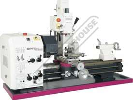 TU-3008G-16M Opti-Turn Lathe & Mill Drill Combination Package Deal 300 x 700mm Included BF-16AV Mill - picture3' - Click to enlarge