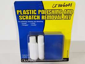 Plastic Polishing & Scratch Removal Kit - picture0' - Click to enlarge