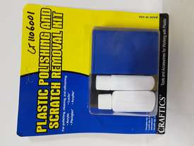 Plastic Polishing & Scratch Removal Kit - picture1' - Click to enlarge