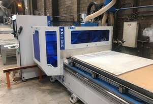 LEDA KFC KN-3-CNC – FLAT BED CNC 2760x1260 for sale