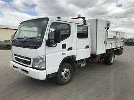 2009 Mitsubishi Fuso Canter Dual Cab Tipper - picture0' - Click to enlarge