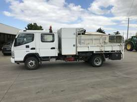 2009 Mitsubishi Fuso Canter Dual Cab Tipper - picture1' - Click to enlarge