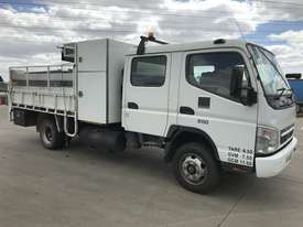 2009 Mitsubishi Fuso Canter Dual Cab Tipper - picture2' - Click to enlarge