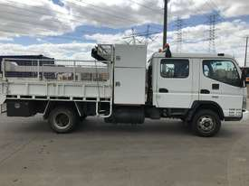 2009 Mitsubishi Fuso Canter Dual Cab Tipper - picture3' - Click to enlarge