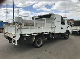 2009 Mitsubishi Fuso Canter Dual Cab Tipper - picture4' - Click to enlarge