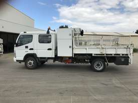 2009 Mitsubishi Fuso Canter Dual Cab Tipper - picture7' - Click to enlarge