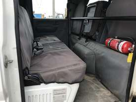 2009 Mitsubishi Fuso Canter Dual Cab Tipper - picture12' - Click to enlarge