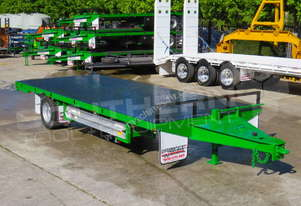 Interstate Trailers 9 Ton Flatbed Trailer ATTTAG