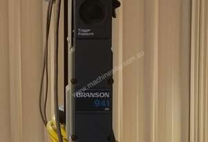 Branson Ultrasonic Welder 941AE with Power & Regulator Deck