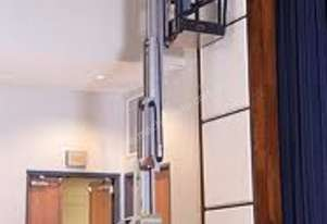 7.5m Electric Vertical Lifts available for Hire