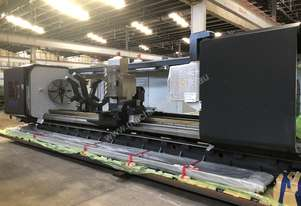 MEGABORE CNC BIG BORE LATHE WITH LIVE MILLING