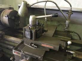 Cougar BC 400-1000 Centre Lathe - picture3' - Click to enlarge