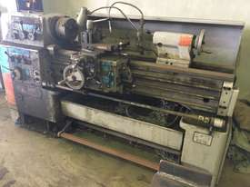Cougar BC 400-1000 Centre Lathe - picture4' - Click to enlarge