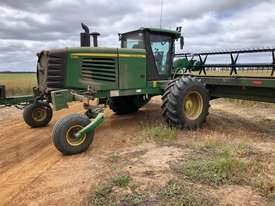 John Deere D450 Windrowers Hay/Forage Equip - picture9' - Click to enlarge