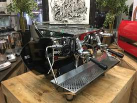 KEES VAN DER WESTEN MIRAGE DUETTE 2 GROUP ESPRESSO COFFEE MACHINE - picture0' - Click to enlarge