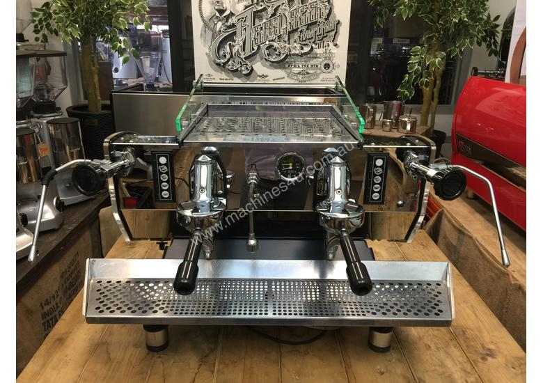 KEES VAN DER WESTEN MIRAGE DUETTE 2 GROUP ESPRESSO COFFEE MACHINE
