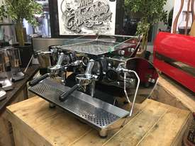 KEES VAN DER WESTEN MIRAGE DUETTE 2 GROUP ESPRESSO COFFEE MACHINE - picture2' - Click to enlarge