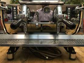 KEES VAN DER WESTEN MIRAGE DUETTE 2 GROUP ESPRESSO COFFEE MACHINE - picture9' - Click to enlarge