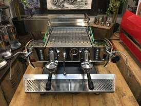 KEES VAN DER WESTEN MIRAGE DUETTE 2 GROUP ESPRESSO COFFEE MACHINE - picture11' - Click to enlarge