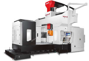 Large Capacity 5 Axis Machining