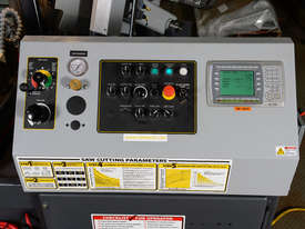 HYDMECH M-16A Automatic Scissor Style Bandsaw - picture2' - Click to enlarge